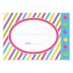 Candy Stripes Business Cards