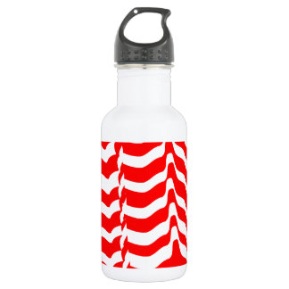Candy stripes canadian 532 ml water bottle