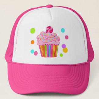 Candy Surprise Cupcake Trucker Hat