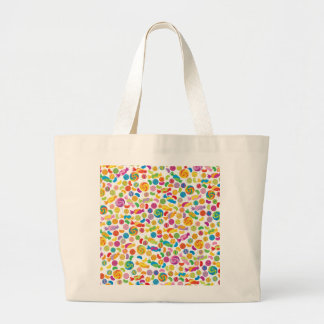 Candy Sweets Tote Bags