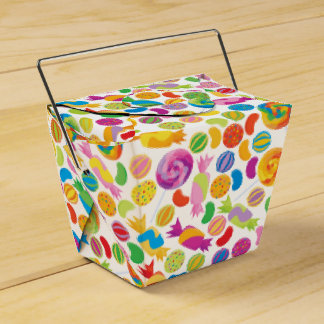 Candy Sweets Takeaway Favour Box