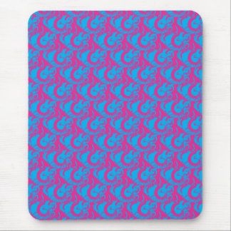 Candy Swirls Mouse Mat