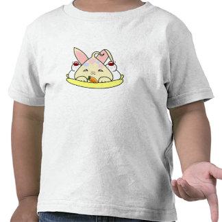 Candy Topped Vanilla Hopdrop Split Tee Shirts