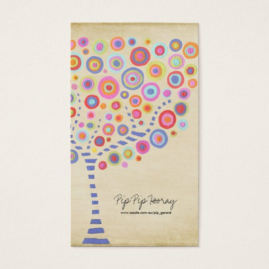 Candy Tree Online Store Business Profile Card