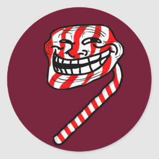 Candy Troll Sticker