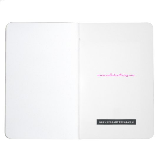 Candy Tropical Aqua customisable notebook Journal