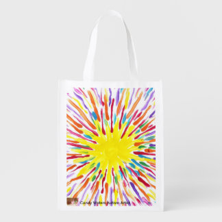 Candy Waters Autism Artist Bag