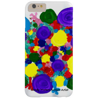 Candy Waters Autism Artist Barely There iPhone 6 Plus Case