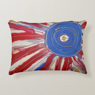 Candy Waters Autism Artist Decorative Cushion