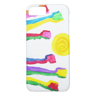 Candy Waters Autism Artist iPhone 8/7 Case