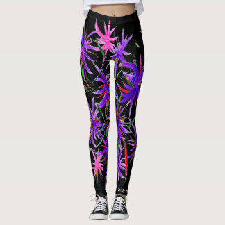 Candy Waters Autism Artist Leggings