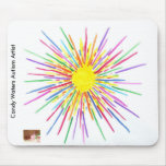 Candy Waters Autism Artist Mousepads