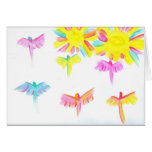 Candy Waters Autism Artist Note Card