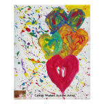 Candy Waters Autism Artist Posters