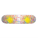 Candy Waters Autism Artist Skateboard