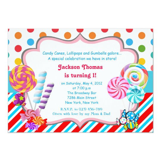2nd Birthday Invitations & Announcements