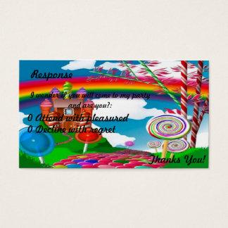 Candyland Response-Teenage