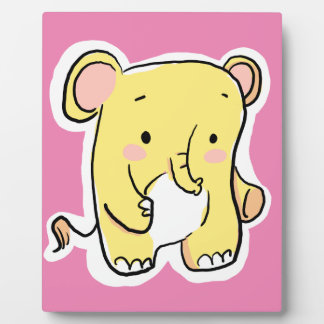 Candyphant Exclusive Plaque