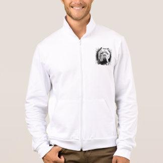 Cane corso dog printed jackets