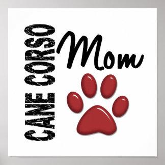 Cane Corso Mom 2 Print