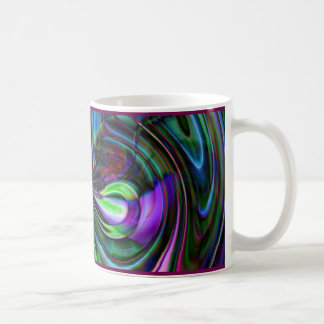 Cane Magic Abstract - Fractal Mug