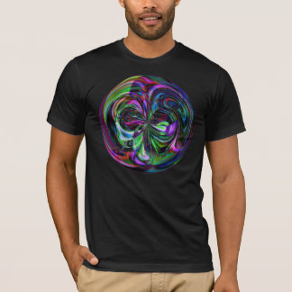 Cane Magic Mandala - Fractal Shirt