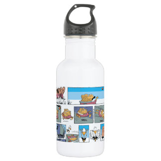 Cane Toad Footy Try 532 Ml Water Bottle