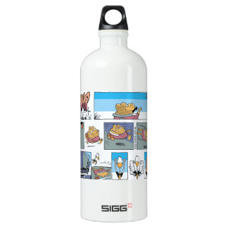 Cane Toad Footy Try SIGG Traveller 1.0L Water Bottle