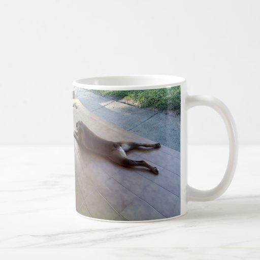 canecas basic white mug