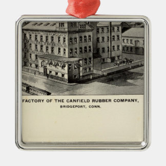 Canfield Rubber Co Christmas Ornament