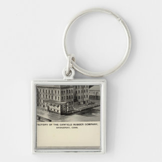 Canfield Rubber Co Key Ring