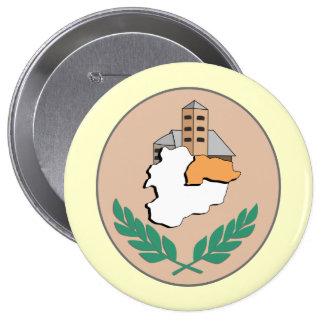 Canillo, Andorra 10 Cm Round Badge