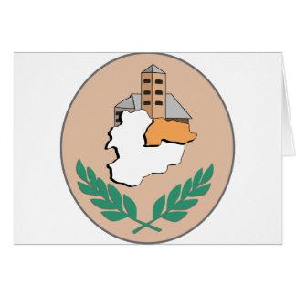 Canillo, Andorra Greeting Card