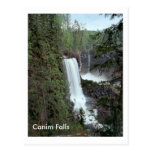 Canim Falls Postcard