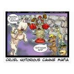 Canine Mafia Funny Tees Cards Mugs & GIfts