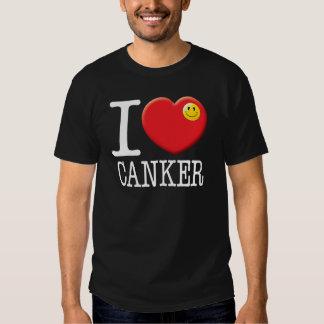 Canker Love W T Shirts