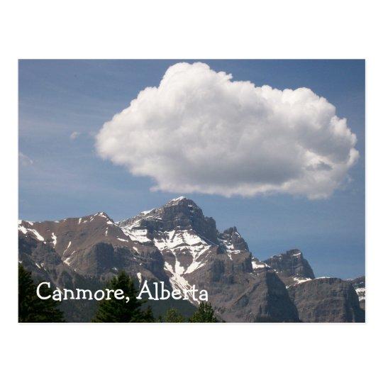 Canmore, Alberta Postcard