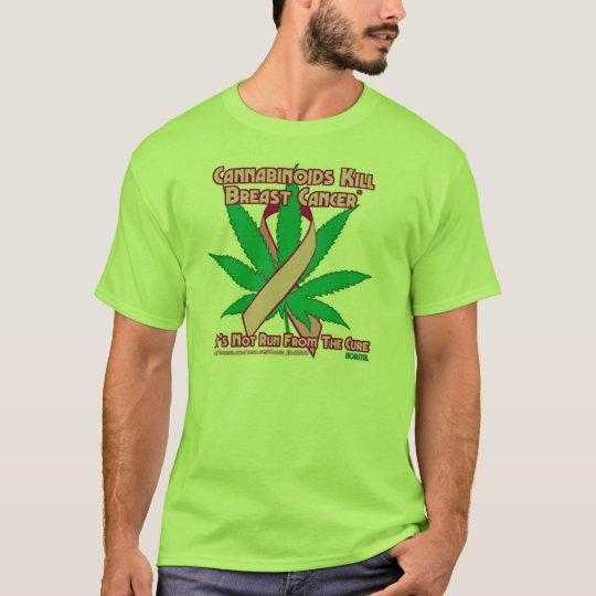 Cannabinoids Kill Cancer T-Shirt