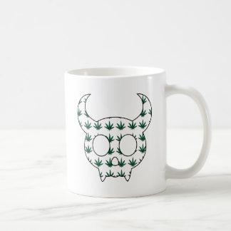 Cannabis Basic White Mug