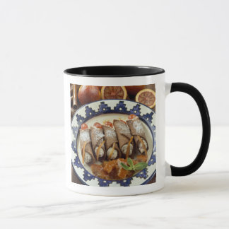 Canneloni di ricotta - Sicily - Italy For use Mug