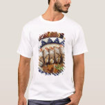 Canneloni di ricotta - Sicily - Italy For use T-Shirt