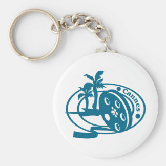Cannes Key Chain