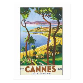 Cannes Postcard