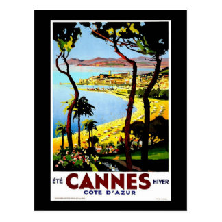 Cannes Postcard
