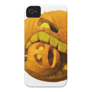 Cannibalistic Pumpkin iPhone 4 Cover