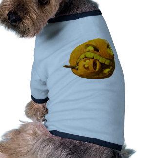 Cannibalistic Pumpkin Dog Tee