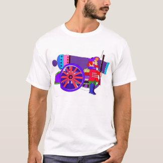 cannon 300dpi illustrator copy T-Shirt