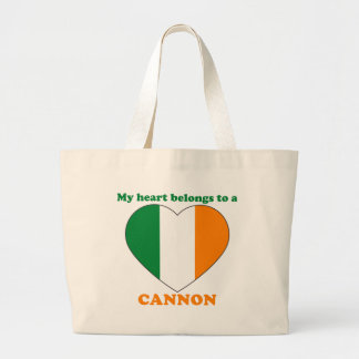 Cannon Tote Bags