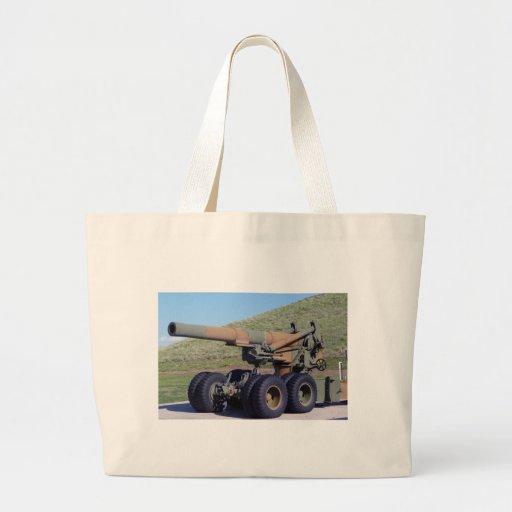 Cannon Canvas Bag