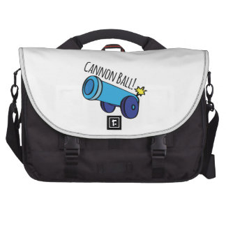 Cannon Ball Commuter Bag
